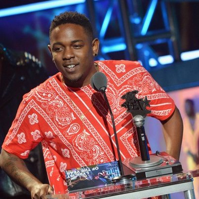 Kendrick Lamar wins Lyricist of the year+Kendrick Battles a rapper on the Streets of Watts
