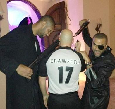 Spurs Halloween Costumes