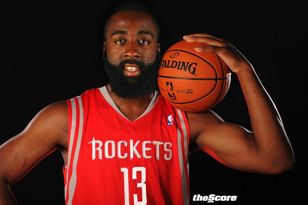 "49a4bebde696 Wow"" NBA players react to James Harden to Rockets Trade on Twitter ..."