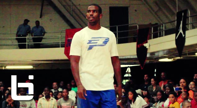 Chris Paul & Jordan Brand Cut Through The Streets of LA & Give Fans First Hand Look At CP3 VI! [VIDEO]