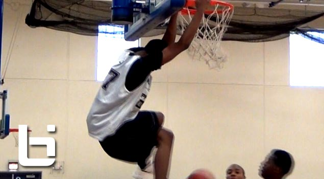 Top Illinois Sophomore 6'4 Charles Matthews lights up Pangos All-Midwest Frosh/Soph Camp
