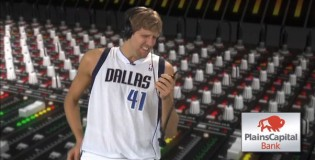 Dirk Nowitzki Singing Born In The USA Worse Than A Drunk Person