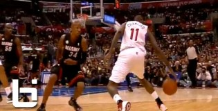 Jamal Crawford Shakes The Socks Off Of Ray Allen