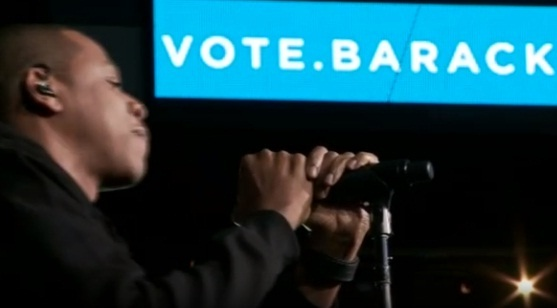 Jay Z Performs At Rally In Ohio For Obama+99 Problems But Mitt Aint One ?