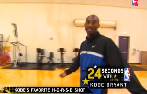Trick Shots: LeBron James vs Kobe Bryant. Who Wins In A Game of Horse?