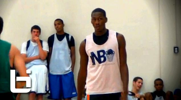 Highly-touted transfer 6'5 L.J. Peak makes immediate impact in Chicago (Whitney Young HS 2014) Official Fall League Mix