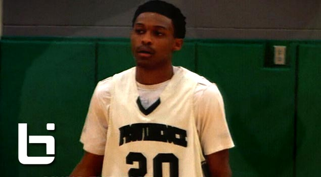 Marcus LoVett Goes OFF For 37 Points 10 Assists 7 Steals In 3 QUARTERS! 1st Game as 10th Grader!!
