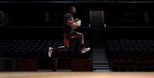 "Kyrie Irving ""I hate Cinematic Dunks"" Footlocker commercial 