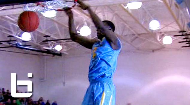 Andrew Wiggins Continues His Dominance In-front of Calipari & Kentucky Fans!! 2 Game Mix!