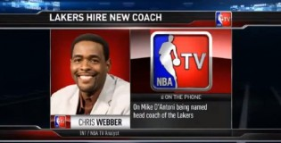"Chris Webber  Goes HAM on Lakers New Head Coach Mike D' Antoni ""How The H*ll Did He Get That Job?"""