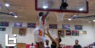 Dunk of the Week: 6'9″ Donovan Gilmore Throws Down a Serious Oop in WCA Home Opener