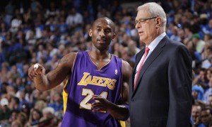 Ballislife | Phil Jackson and Kobe