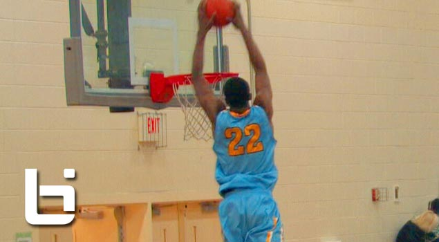 Ballislife | Andrew Wiggins Gets Eye Level With Rim