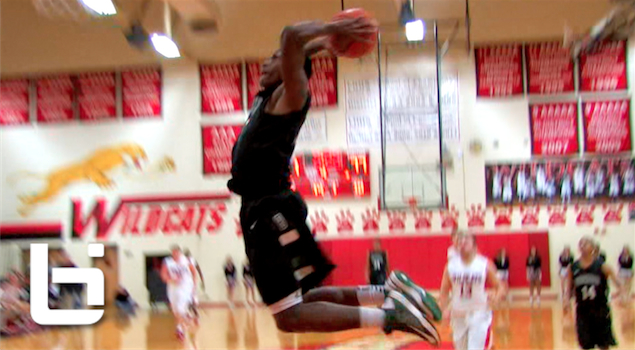 Ballislife | Soma Edo and Kendall Harris Put On Dunk Show