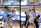 6'3 Marcus Foster Catches NASTY Oop All Over Defender +  6'4 Emmanuel Porter POSTERIZES His Defenders! Chris Bosh Hoopfest
