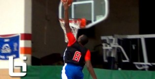6'9 Cliff Alexander Is A BEAST Around The Rim! 2014 Top 10 Player Blocks & Dunks Everything! Official Ballislife Fall League Mix