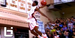 5'11″ Isaiah Dennis Jumps OVER 6'10″ & 6'7″ Teammates! Eric Mika Wins 2012 City of Palms Dunk Contest!