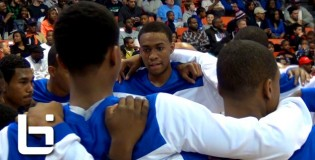 Jabari Parker Makes His Season Debut As #1 Simeon Puts On A SHOW In Front of HUGE Crowd at Chicago Elite Classic (Game Recap Mix)