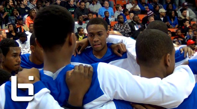 Ballislife | Jabari Parker Surprise Debut