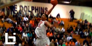 Unguardable! #1 Junior 6'11 Jahlil Okafor dunks at will in season's first 4 games for Chicago's #1 Whitney Young HS