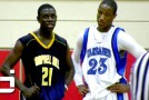 Jrue Holiday Was TOO Nasty In High School! OFFICIAL H.S. Mixtape! SICK Handles & Game!