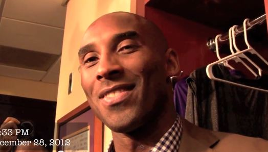 "Kobe ""I'd Probably Force Shaq To Do It"" When Asked About His Jersey Retirement"
