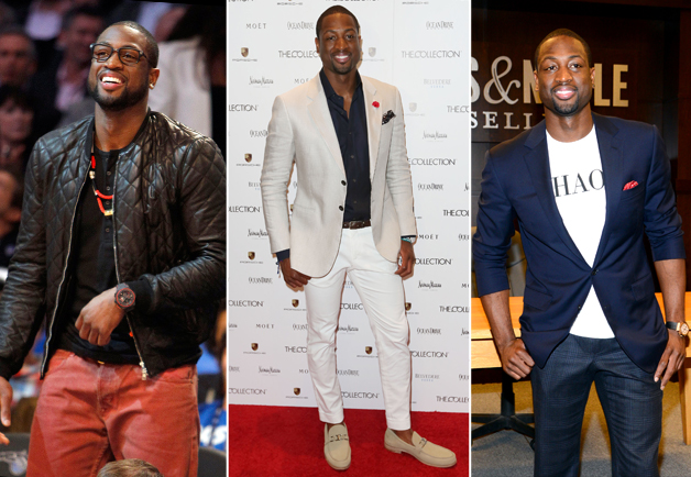 Gq most stylish nba players
