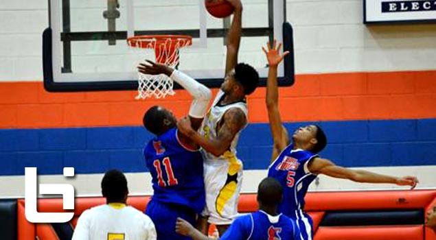 Ballislife | 6'2 Morris Dunnigan NASTY Poster Dunk ALL Over 6'9 Cliff Alexander