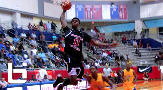 6'4″ Emmanuel Mudiay Leads Prime Prep To An Unbeaten Record! Top Point-Guard Of 2014?