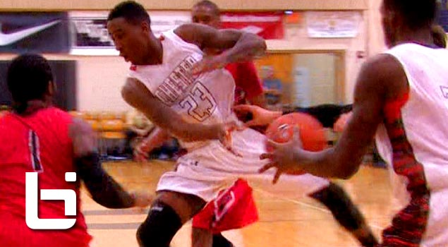 Rondae Jefferson Athletic 6'7 Guard Who Can Pass! Shows Out At City of Palms Classic!