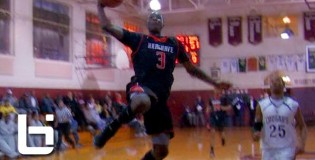 6'0″ Terry Rozier is a Bulldog! Future UofL Card is the BIL East Coast Player of November