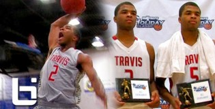 Andrew & Aaron Harrison Dominate With Style!! The Most Exciting Duo Invade MaxPreps Holiday Classic!!