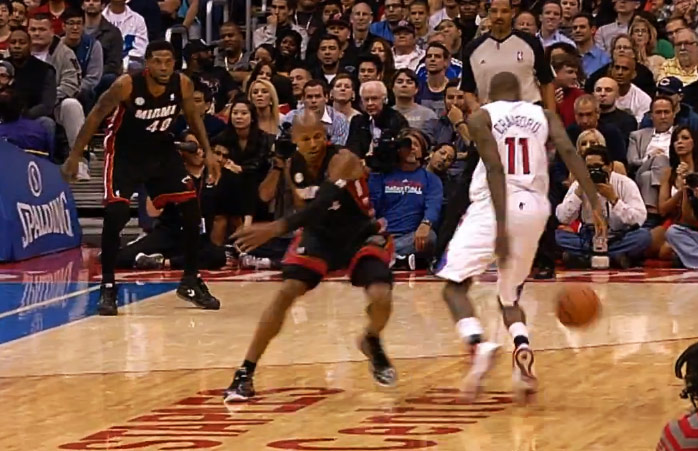 Top 10 NBA Crossovers of the month (November) – Crawford, Durant, Westbrook & more