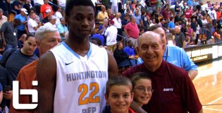 Andrew Wiggins DOMINATES W/ 31 Pts & 5 Dunks In-Front of FSU Coach & Dick Vitale!!!