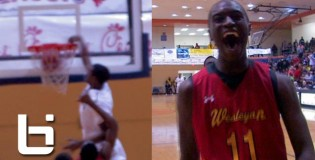 Isaac Hamilton & Theo Pinson Have MONSTER DUNKS in Game During Day 1 of the Chick-Fil-A Classic