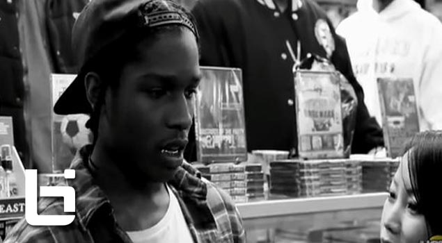 A$AP Rocky Talks About Growing Up In Harlem,His Swag +His Debut Album LongxLivexA$AP