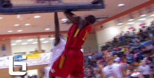 Theo Pinson Shows Versatility at the Chick-Fil-A Classic: One of the Top Players in 2014