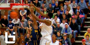 Andrew Wiggins Responds to 'Overrated' Chant & GOES OFF During Game at the Boyd County Shootout