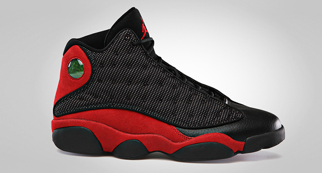 "Black & Red Retro Jordan XIII ""13"""