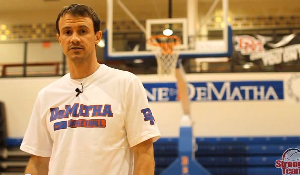 Basketball On Court Strength Workouts + Alan Stein's Best Advice For Basketball Players