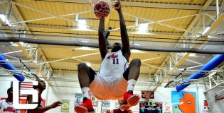 Top 5 Player In 2014 Cliff Alexander Absolutely DOMINATES 82nd Pontiac Tournament! Elevates His Game To a New Level!