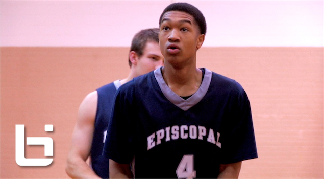 6'2″ Corey Henderson – Episcopal School Of Dallas PG Is Following The Footsteps of Phil Pressey!