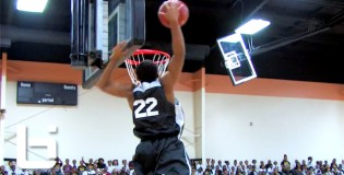 6'3″ King McClure- Triple A Academy- Has a NASTY CROSSOVER! Top Scorers in 2015?