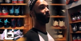 Joe Budden Is A Sneaker Head+ Shows Off His Custom Foams and RARE Jordan Collection