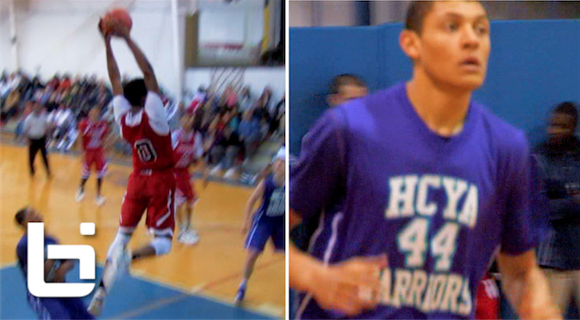 6'5″ Emmanuel Mudiay vs 6'7″ Justin Jackson- Class of 2014 Recruits Go Head to Head!