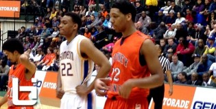 Jabari Parker (#2 Simeon) vs. Jahlil Okafor (#1 Whitney Young) in Chicago HS Game of the Year!  SICK OOPS!