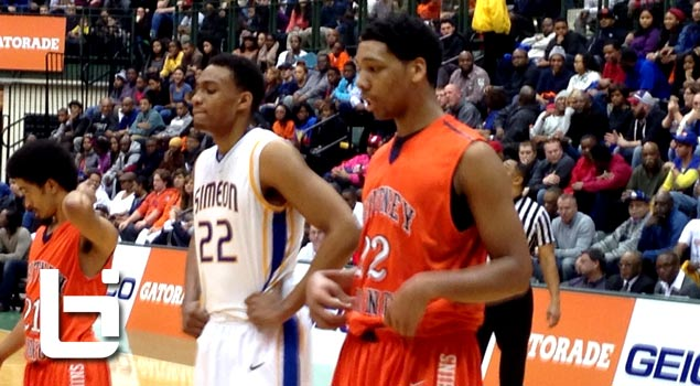 Jabari Parker vs Jahlil Okafor | Ballislife Chicago Game of the Year