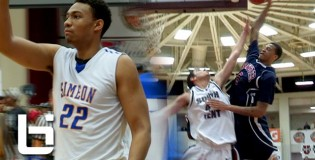Jabari Parker & Aaron Gordon Shine at 2013 Hoophall Classic! CRAZY Highlights by TOP Players!