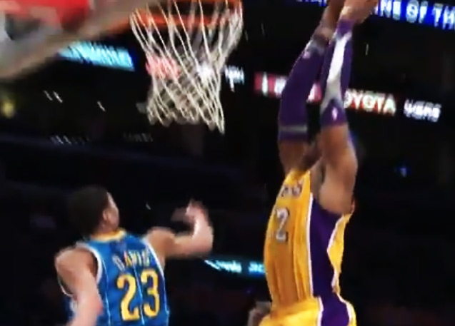 Dwight Howard 4 rebounds in 37 mins & a missed opportunity to posterize Anthony Davis
