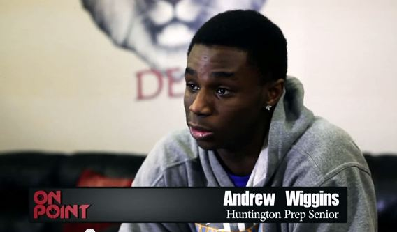 "Andrew Wiggins & Hunnington Prep in ""HUNTINGTON HOPEFULS"" Ep. 6 By On Point"